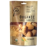 Organic Ginger Candy