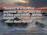 research-quotes