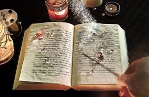 Magic and Book