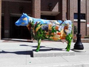 Cow On Parade