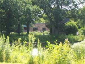 Mill and Lake