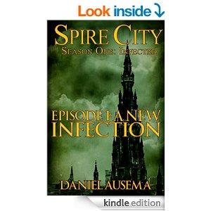 spire city book 1
