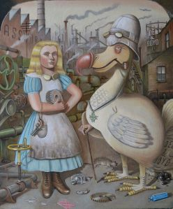 Liddell_&_Boyd_(Alice_in_the_looking_glass_works)_by_Karl_Beutel_2011