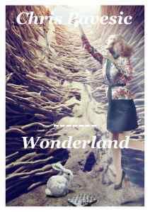 wonderland cover copy