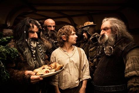 Hobbit Food