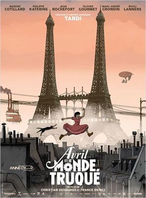 Avril_et_le_Monde_Truqué_poster