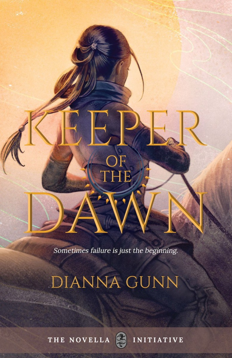 Why I resisted including romance in Keeper of the Dawn by Dianna Gunn