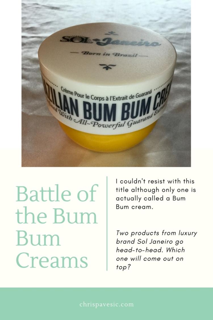 Battle of the Bum Bum Creams