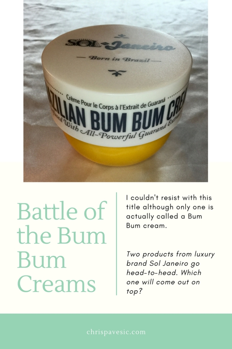 Battle of the Bum Bum Creams