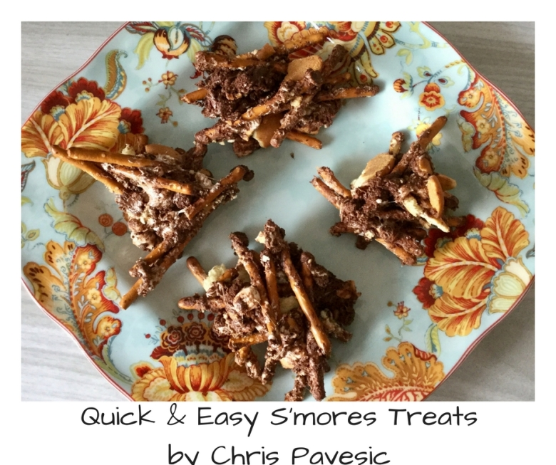 Quick & Easy S'mores