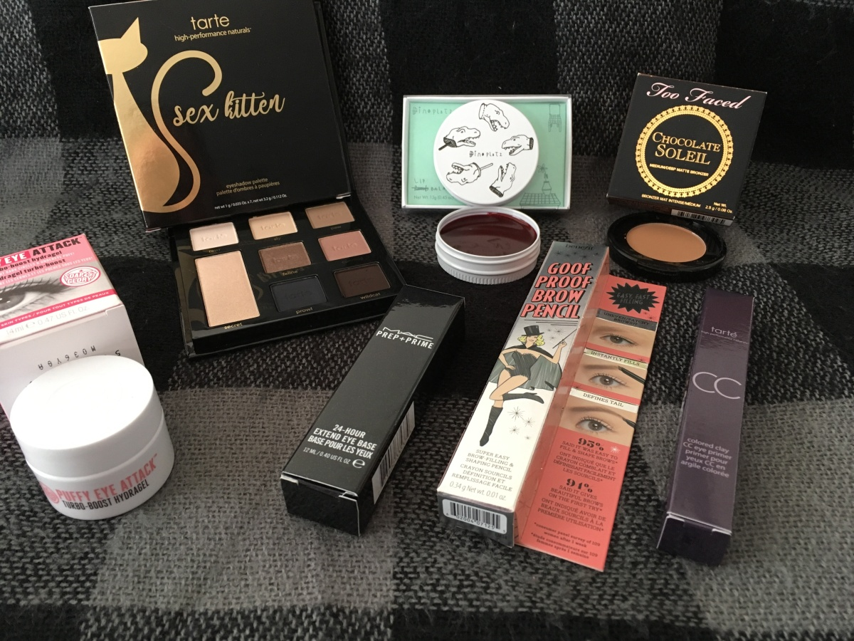 Fall Makeup Haul & Giveaway