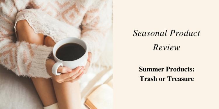 Seasonal Product Toss