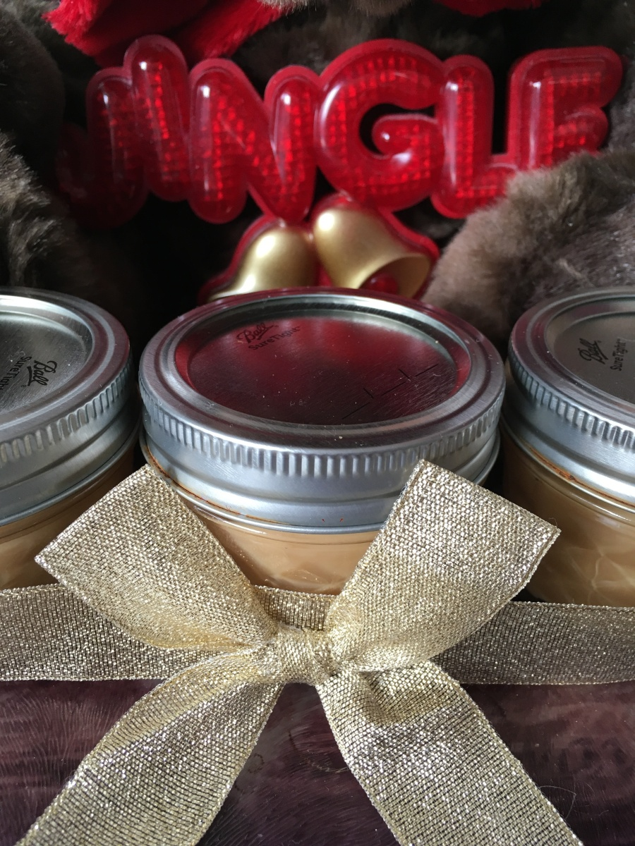 DIY Holiday Gifts: Dulce de Leche